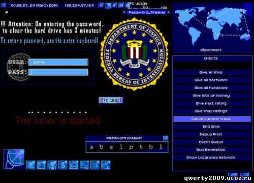Экран Загрузки Как У Fbi